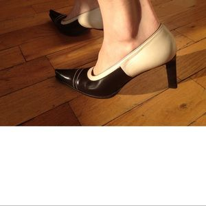 PRADA Color-Block 3' Inch Heel Classy Stilettos